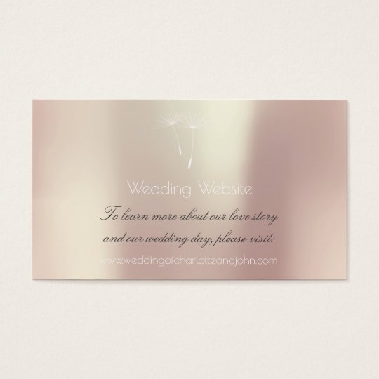 Powder Blue Blush Balet Pink Wedding Website Business