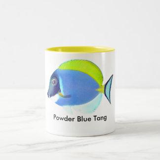Powder Blue Tang Mug