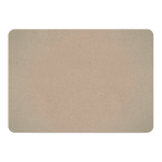 Powder Color Blue Watercolor Aged Paper Look Card