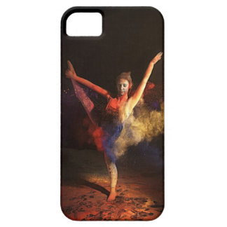 Powder Dance Phone Case