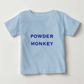 Powder Monkey Baby T-Shirt