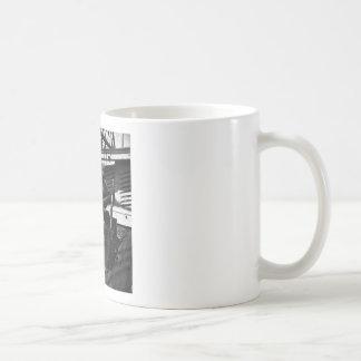 Powder Monkey USS New Hampshire 1865 Coffee Mugs