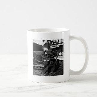 Powder Monkey USS New Hampshire 1865 Mugs