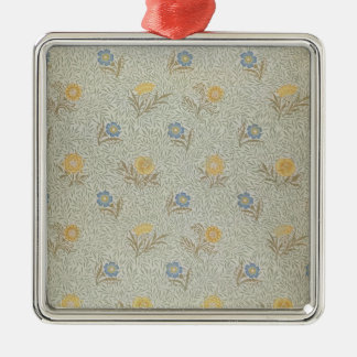 'Powdered' design (textile) Christmas Ornament