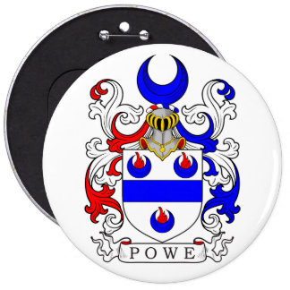 Powe Coat of Arms Button