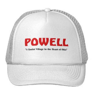 Powell, Ohio Trucker Hat
