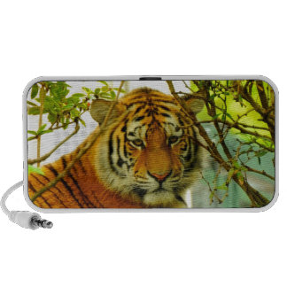 power and confidence tiger portable speaker