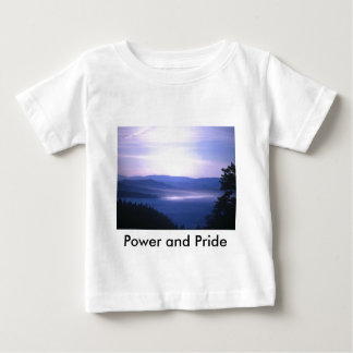 power and pride baby T-Shirt