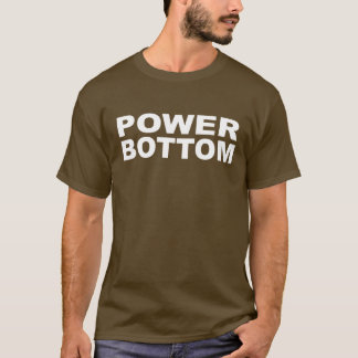 Power Bottom Bunk Catcher Receiver. T-Shirt