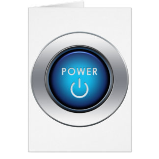 Power Button Card