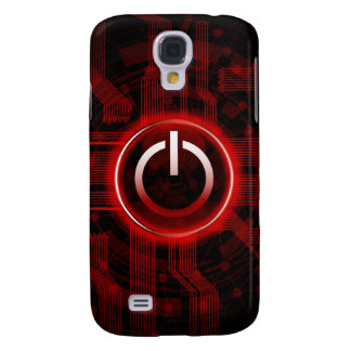 Power button galaxy s4 case
