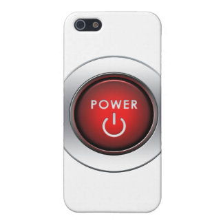 Power Button Case For iPhone 5