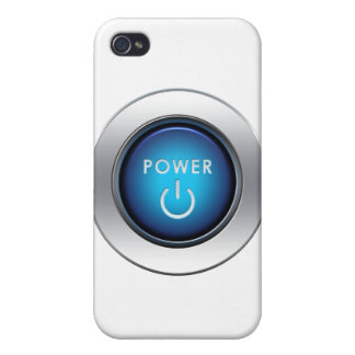 Power Button iPhone 4 Covers