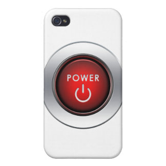 Power Button Covers For iPhone 4