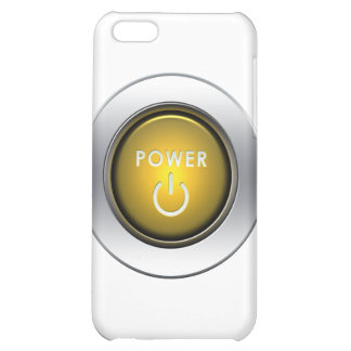 Power Button Case For iPhone 5C