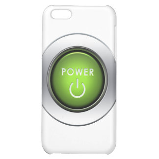 Power Button iPhone 5C Cases