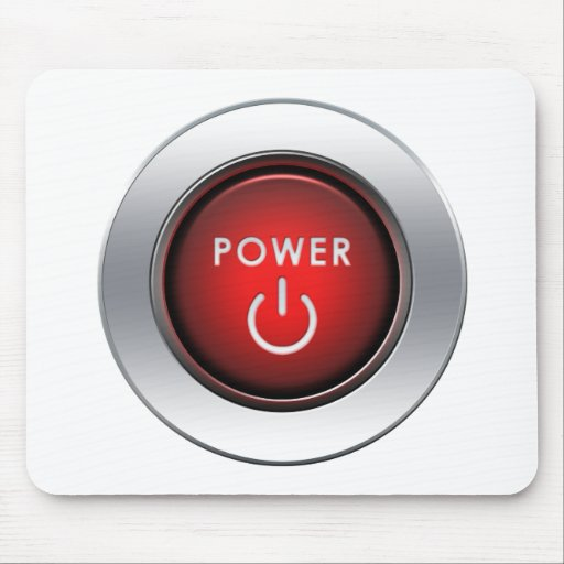 Power Button Mousepads