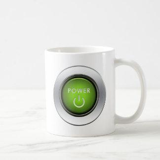 Power Button Mugs