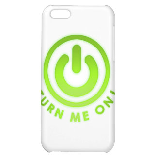 Power Button - Turn Me on iPhone 5C Cases