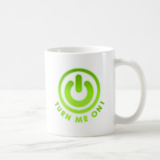 Power Button - Turn Me on Mugs