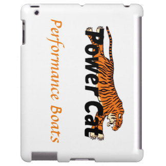Power Cat Boat iPad case
