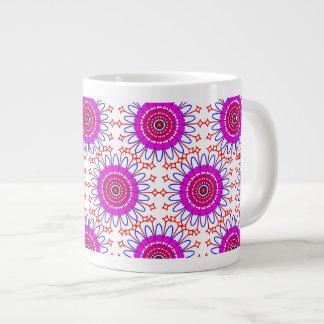 Power Circle Large Coffee Mug