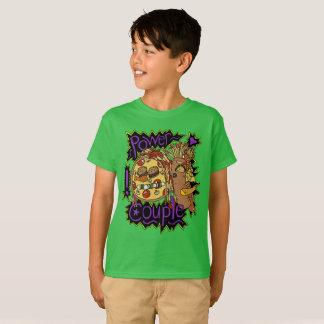 Power Couple Color Shirt kids