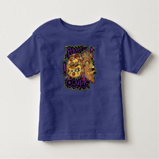 Power Couple Color Shirt Toddler