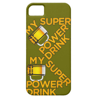 Power Drink iPhone case-mate