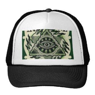 Power Eye Cap