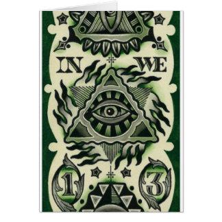 Power Eye Card