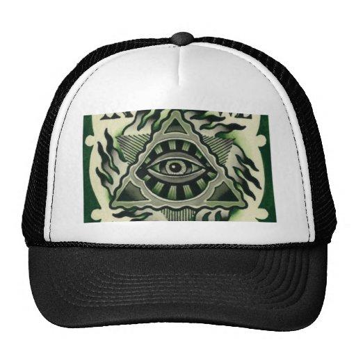 Power Eye Hats