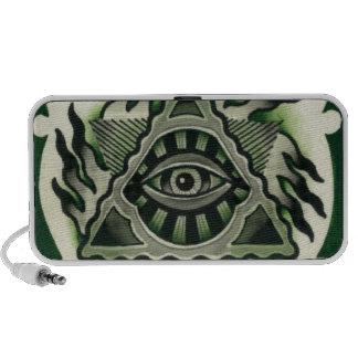 Power Eye Travel Speaker