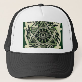 Power Eye Trucker Hat