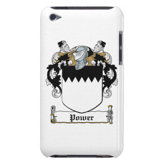 Power Family Crest iPod Touch Cover