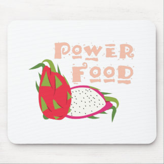 Power Food Mouse Pad