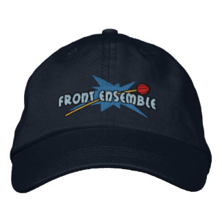 Power Front Ensemble Embroidered Baseball Caps