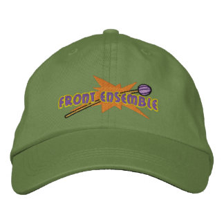 Power Front Ensemble Embroidered Baseball Cap