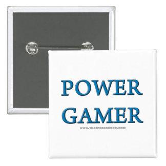 Power Gamer Pin