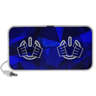 Power Hands, Seize Power! Portable Speakers