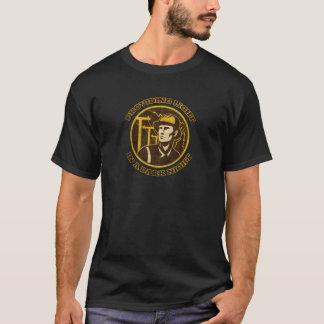 power lineman electrician repairman electricity T-Shirt