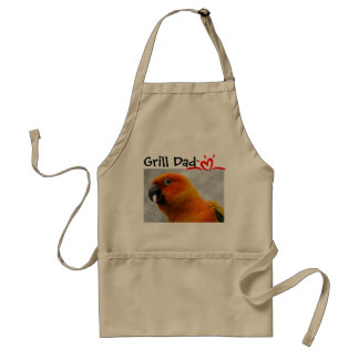 Power Lover Grill Dad Apron
