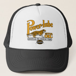 Power Lube Motor Oil Trucker Hat