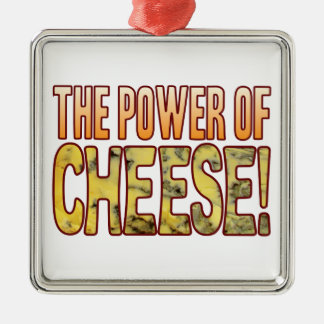Power Of Blue Cheese Christmas Ornament