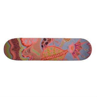 Power of Emotions 18.1 Cm Old School Skateboard Deck