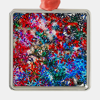Power of Flowers Christmas Ornament