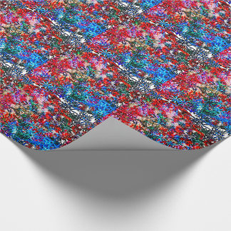 Power of Flowers Wrapping Paper