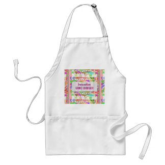 Power of Intention : Display, Wear, Write N Gifts Standard Apron