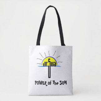 Power of the Son Jesus Tote