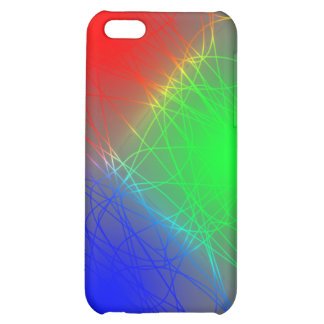 Power of Three - R G B - 4G iPhone 5C Cover